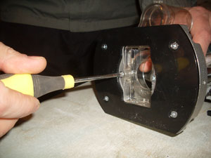 установка пылеуловителя